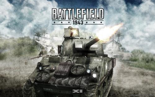 Battlefeild 1943 xbox Live.
